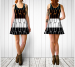 Radiator Coils Flare Dress No.2 - Tru-Artwear.ca