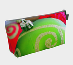 Christmas Ornament Makeup Bag - Tru-Artwear.ca