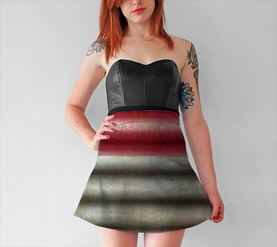 Industrial Wall Flare Skirt - Tru-Artwear.ca