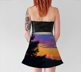West Brome Sunset Flare Skirt - Tru-Artwear.ca