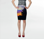 West Brome Sunset Fitted Skirt - Tru-Artwear.ca