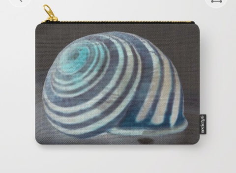 Glowing Snail Travel Pouch Set - Tru-Artwear.ca