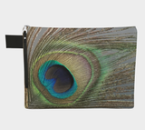 Peacock Feather Carry-All