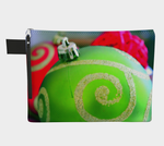 Christmas Ornament Carry-All Pouch - Tru-Artwear.ca