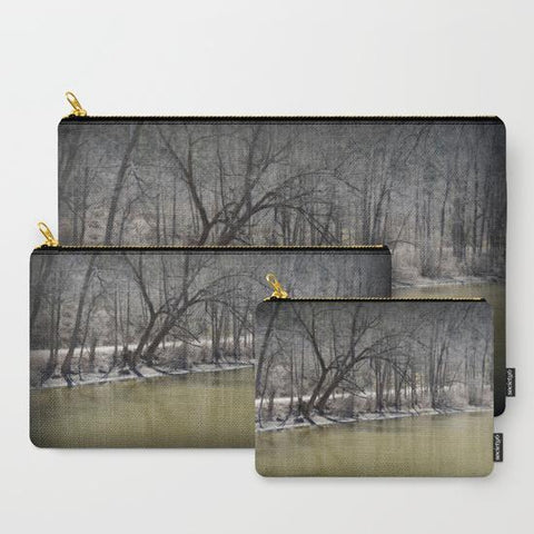 'Early Spring in Wakefield' Travel Pouch Set** - Tru-Artwear.ca