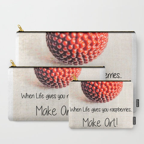 Make Art Travel Pouch Set - Tru-Artwear.ca