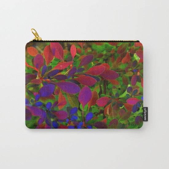 'In My World' Travel Pouch Set - Tru-Artwear.ca