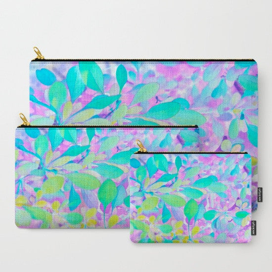'Faerie Garden' Travel Pouch Set - Tru-Artwear.ca