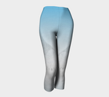 Blue Mountain  Capris - Tru-Artwear.ca