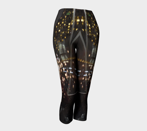Urban Reflection Capris - Tru-Artwear.ca