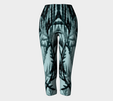 Just Beyond the Trees Capris - Tru-Artwear.ca