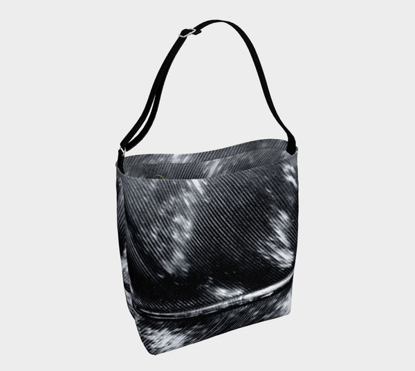 BNW Feather Day Tote - Tru-Artwear.ca