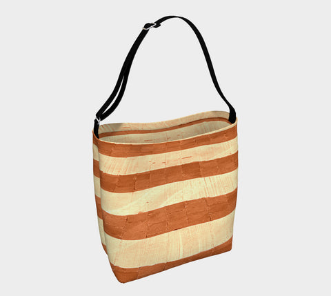 Street Lines (Maple) Day tote - Tru-Artwear.ca