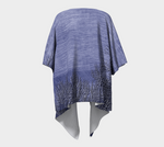 Pen Dusk Draped Fashion Cardigan - Tru-Artwear.ca