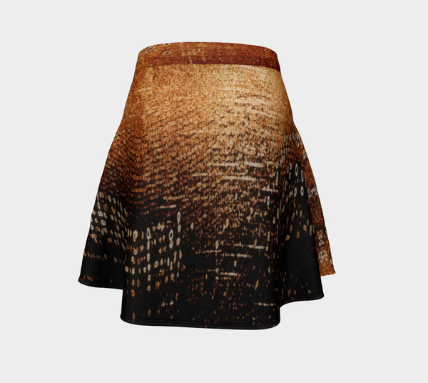 Amber Lights Flare Skirt - Tru-Artwear.ca