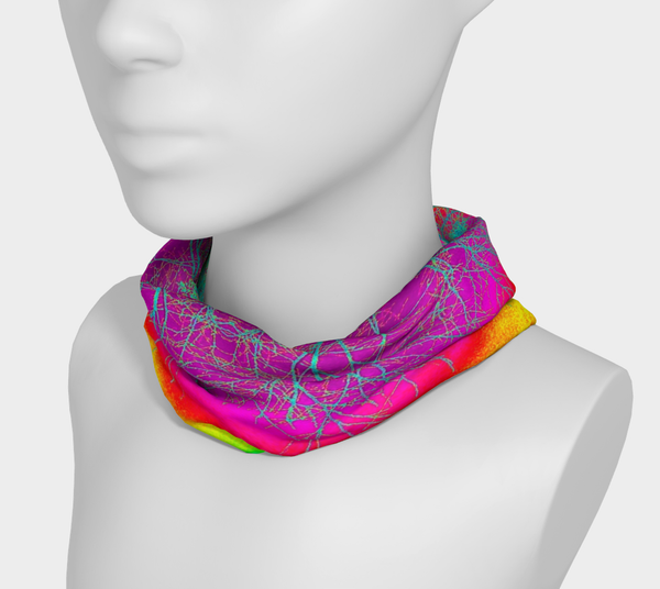 'Rainbow Yoga' Headband