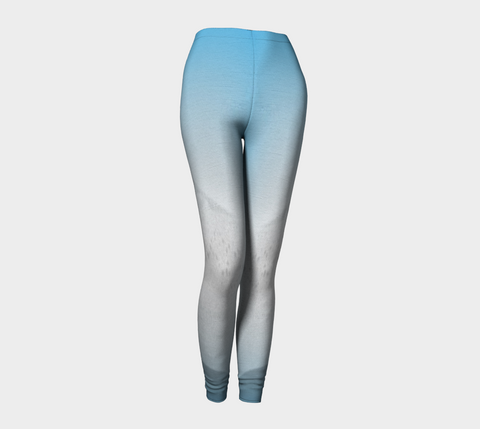 'Blue Mountain' Leggings - Tru-Artwear.ca