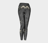 'Flight of Spirit' Leggings - Tru-Artwear.ca