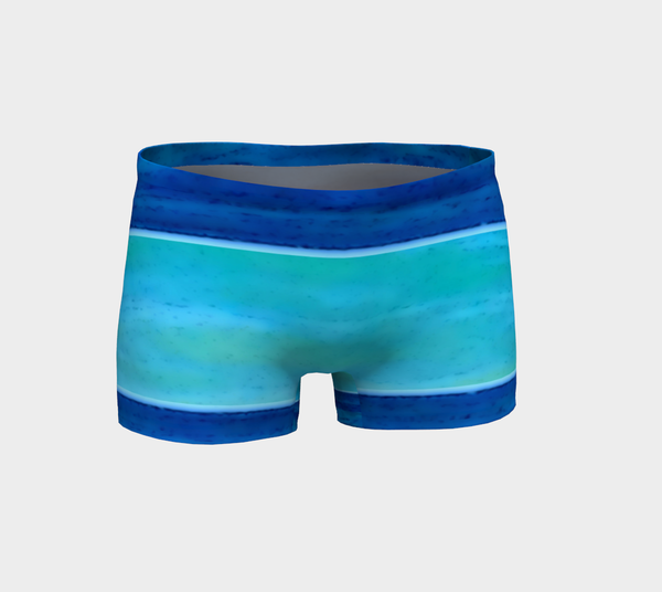 Water Colours Shorts No.2 - Tru-Artwear.ca