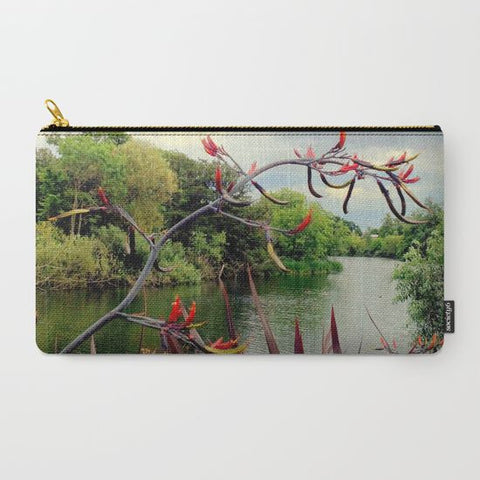 The River Makeup Bag - Tru-Artwear.ca