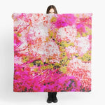 Beach Coverup | Limited Edition: 'Pink Vintage Inspired Hydrangeas' - Tru-Artwear.ca
