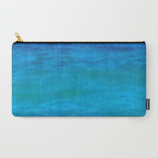 'Water Colours' Travel Pouch Set - Tru-Artwear.ca