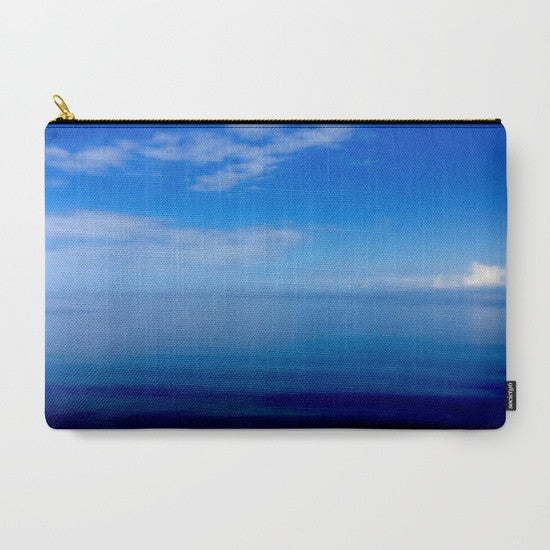 'Where Water Meets Sky' Travel Pouch Set - Tru-Artwear.ca