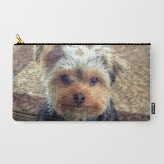 Dog Lover Travel Set | 'Always Thinking of You' Travel Pouch Set - Tru-Artwear.ca
