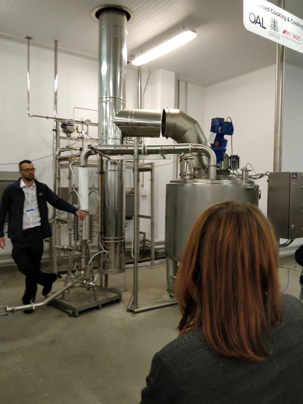 National Centre for Food Manufacturing @University of