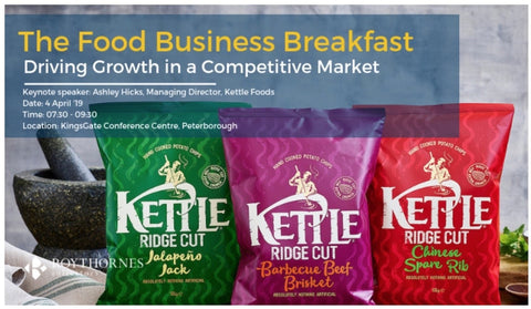 Food Business Breakfast Event
