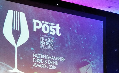 Nottingham Food & Drink Awards 2018