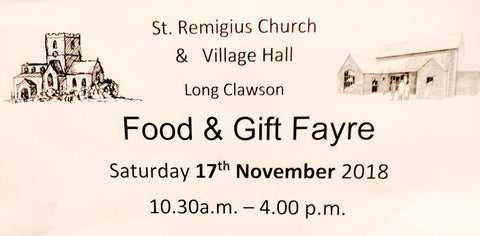 Food & Gift Fayre @St. Remigius Church