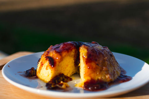 Saxelby Steamed Plum Pudding