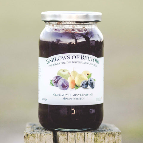 Old Dalby Dumpsy Deary | Mixed Fruits Jam