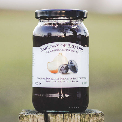 Seagrave Spicy | Damson Chutney with Spices
