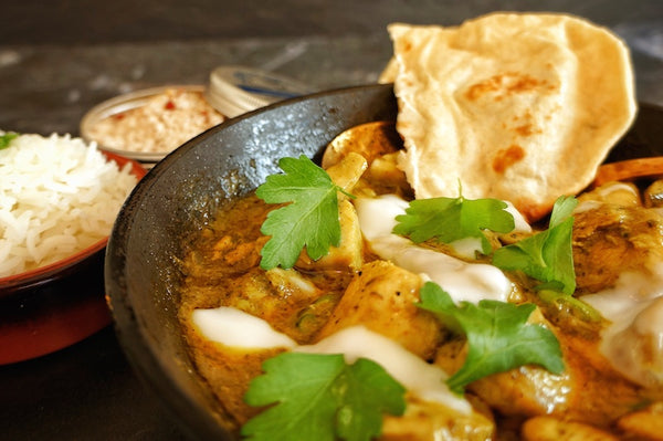 Flavourful Chicken Curry