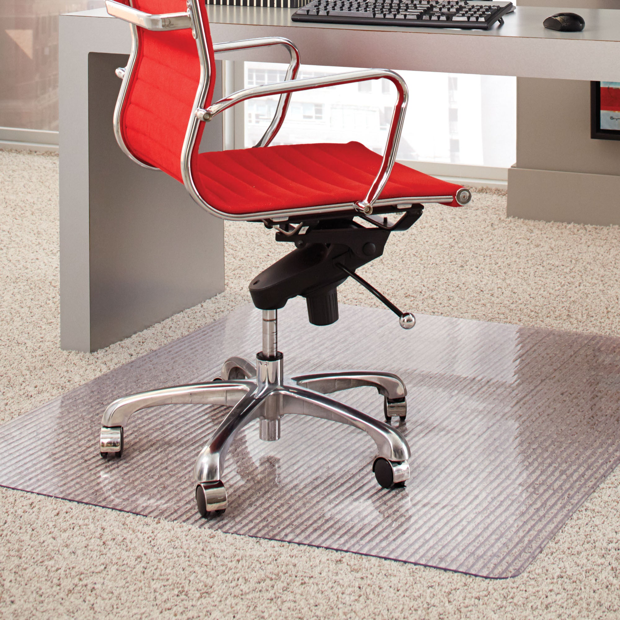 Linear Chair Mats – Wel e to Myfloormat