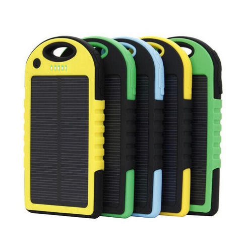Solar Powered Phone Charger - Atlantic Trading Stop
