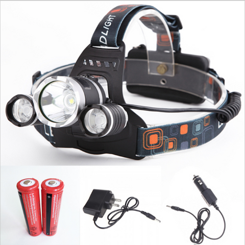 Rechargeable Headlamp - Atlantic Trading Stop
