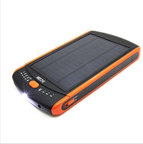 Solar Phone Charger - Atlantic Trading Stop