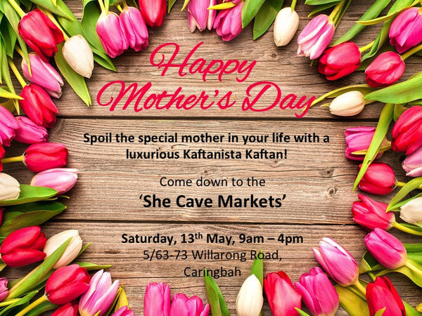 THE SHE CAVE MARKETS 13TH MAY 2017