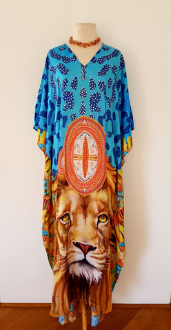 El Toro Long Kaftan