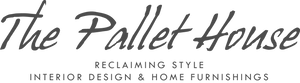 The Pallet House Logo, Reclaiming Style for your Interior Design & Home Furnishings