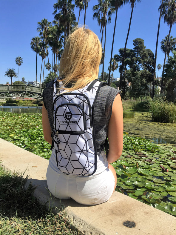 Geometric Hydration Pack