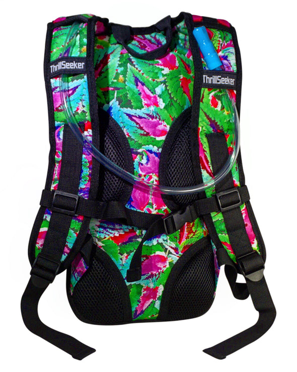 Electric Jungle Hydration Pack
