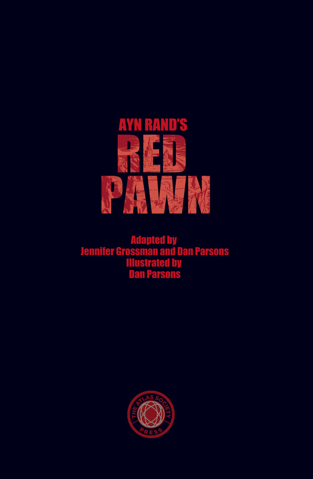 Red Pawn: The Graphic Novel