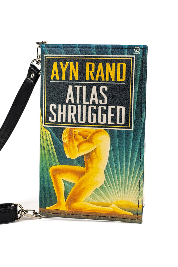 Atlas Shrugged Handbag
