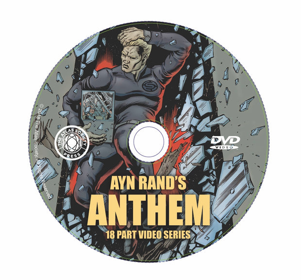 Anthem: The Animated Series on DVD