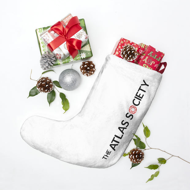 Multiple $ Sign Christmas Stocking