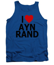 I Heart Ayn Rand - Tank Top